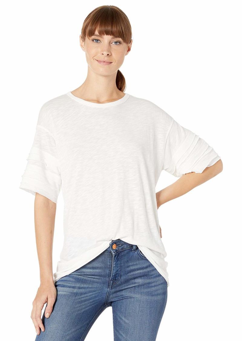 Splendid Women's Crewneck Pullover Sweater Sweatshirt Off  M
