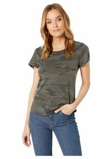 Splendid Women's Crewneck Short Sleeve Tee T-Shirt  S