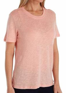 Splendid Women's Crewneck Short Sleeve Tee T-Shirt  XL