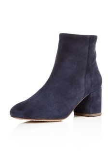 Splendid Women's Daniella Suede Block Heel Booties