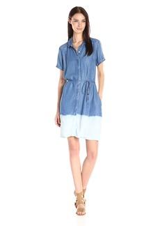Splendid Women's Denim Shirt Dress