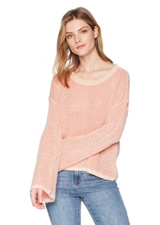 Splendid Women's Double Knit Pullover  L