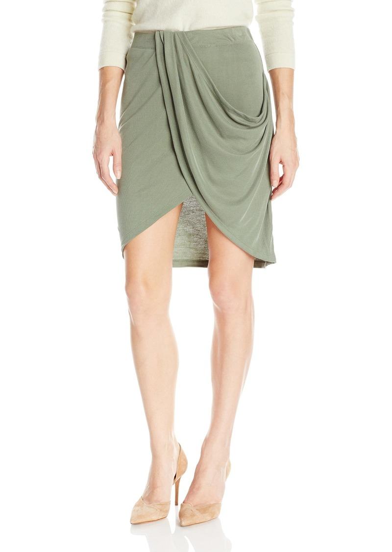 Splendid Women's Draped Skirt  M