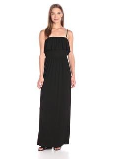 Splendid Women's Drapey Lux Maxi Dress