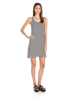 Splendid Women's Drapey Lux Stripe Dress  S