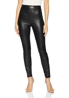 Splendid Women's Faux Leather Legging  M