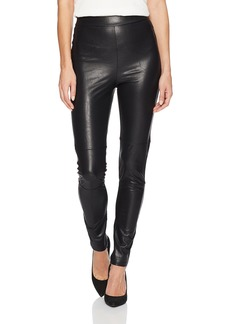 Splendid Women's Faux Leather Legging  XL