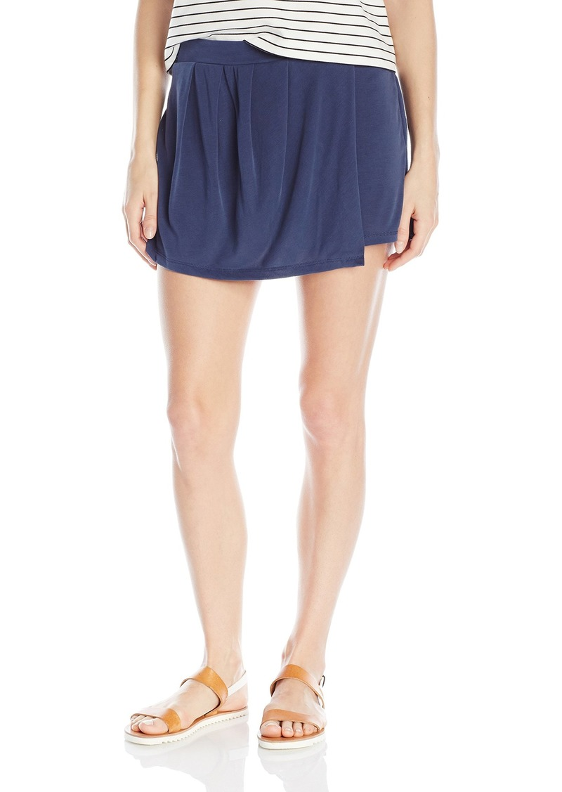 Splendid Women's Front Tulip Short