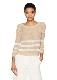 Splendid Women's Halloway Mesh Sweater  S