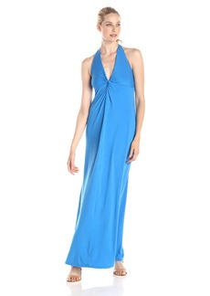 Splendid Women's Halter Maxi Dress