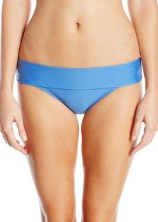 Splendid Women's Hampton Solid Banded Bikini Bottom