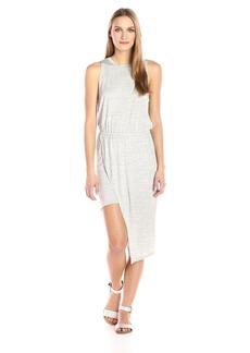 Splendid Women's Heathered Spandex Dress heathergrey M
