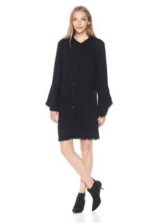 Splendid Women's Heavy Crosshatch Dress  L