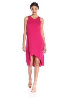 Splendid Women's Jersey Layered Dress