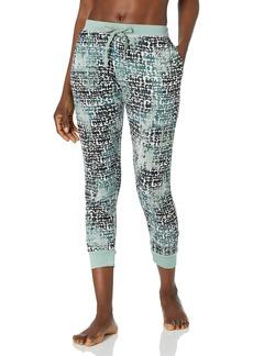 Splendid Women's Jogger Sweatpant Lounge Pant Bottom Pajama Pj