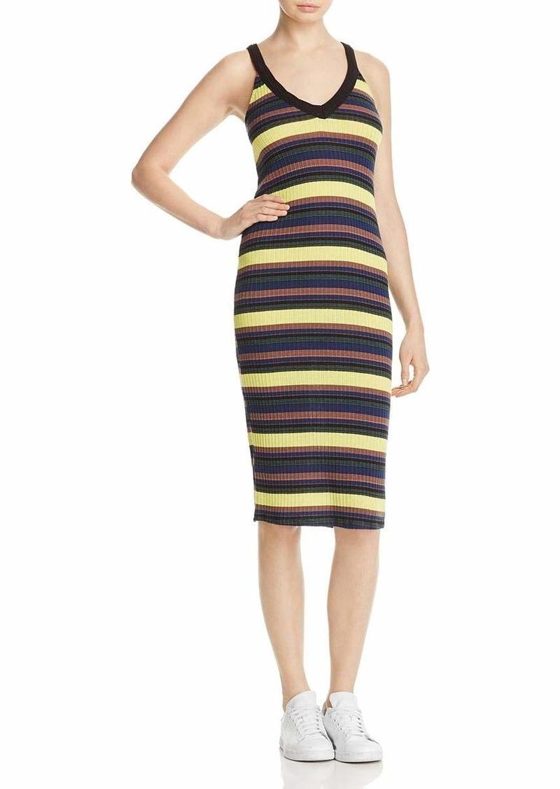 Splendid Women's Jungle Stripe Dress  M