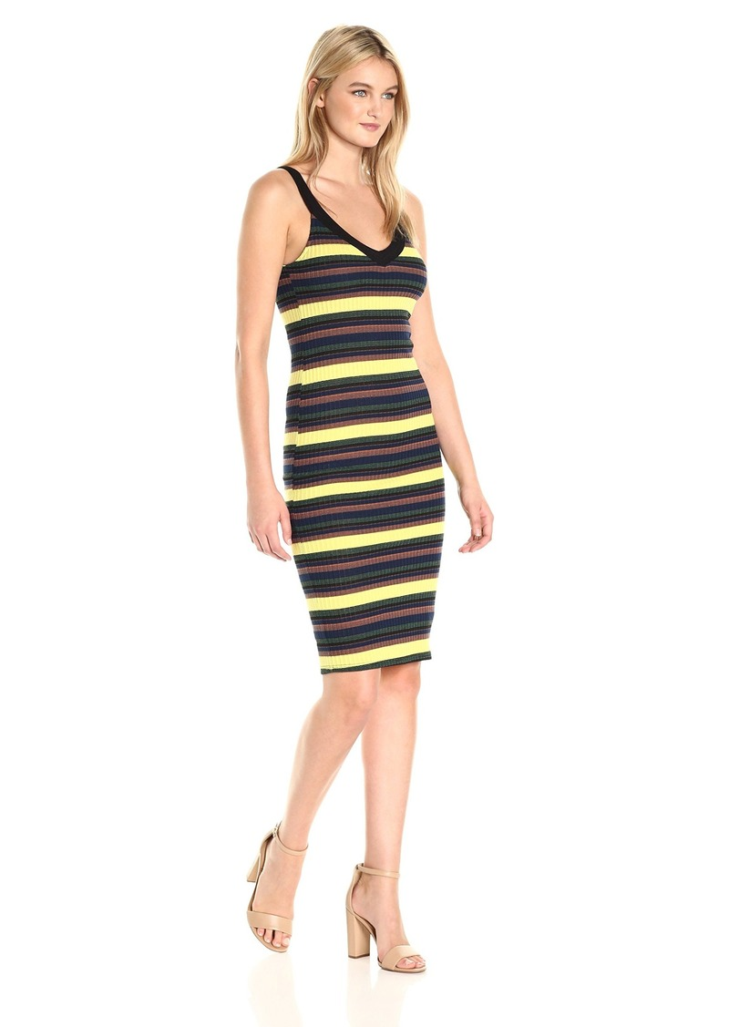 Splendid Women's Jungle Stripe Dress  XS