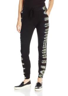 Splendid Women's Kaleidoscope Print Thermal Sweatpants