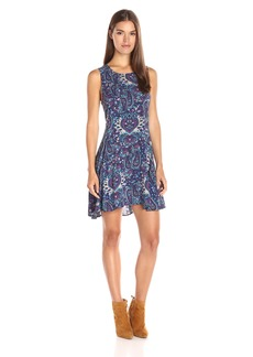 Splendid Women's Kloe Paisley Dress  L