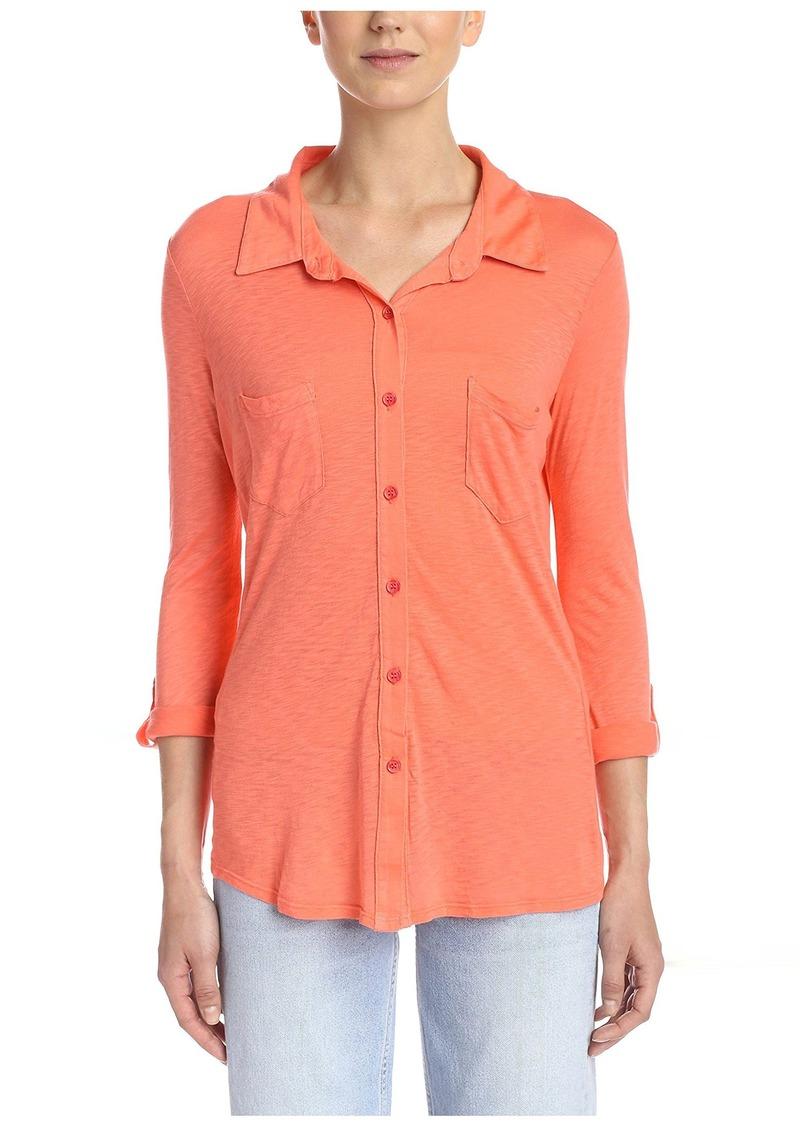 Splendid Women's Knit Shirt  XL