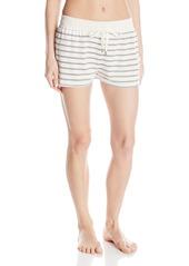 Splendid Women's Lace Trimmed Short