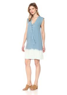 Splendid Women's Lace up Dress  XS