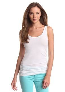 Splendid Women's Long Fitted Layering Tank Top