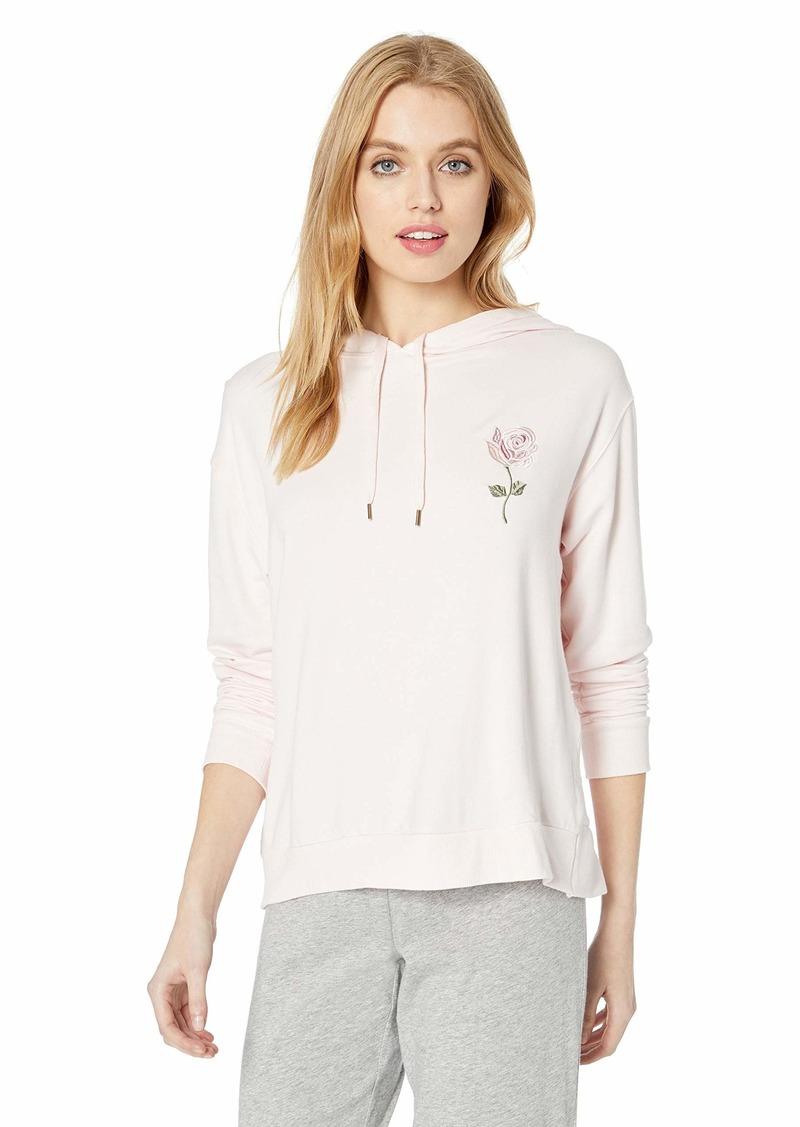 Splendid Women's Long Sleeve Hoodie Sweatshirt Pajama Sweater Pj  XS