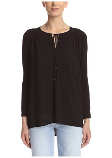 Splendid Women's Long Sleeve ix edia Shirt