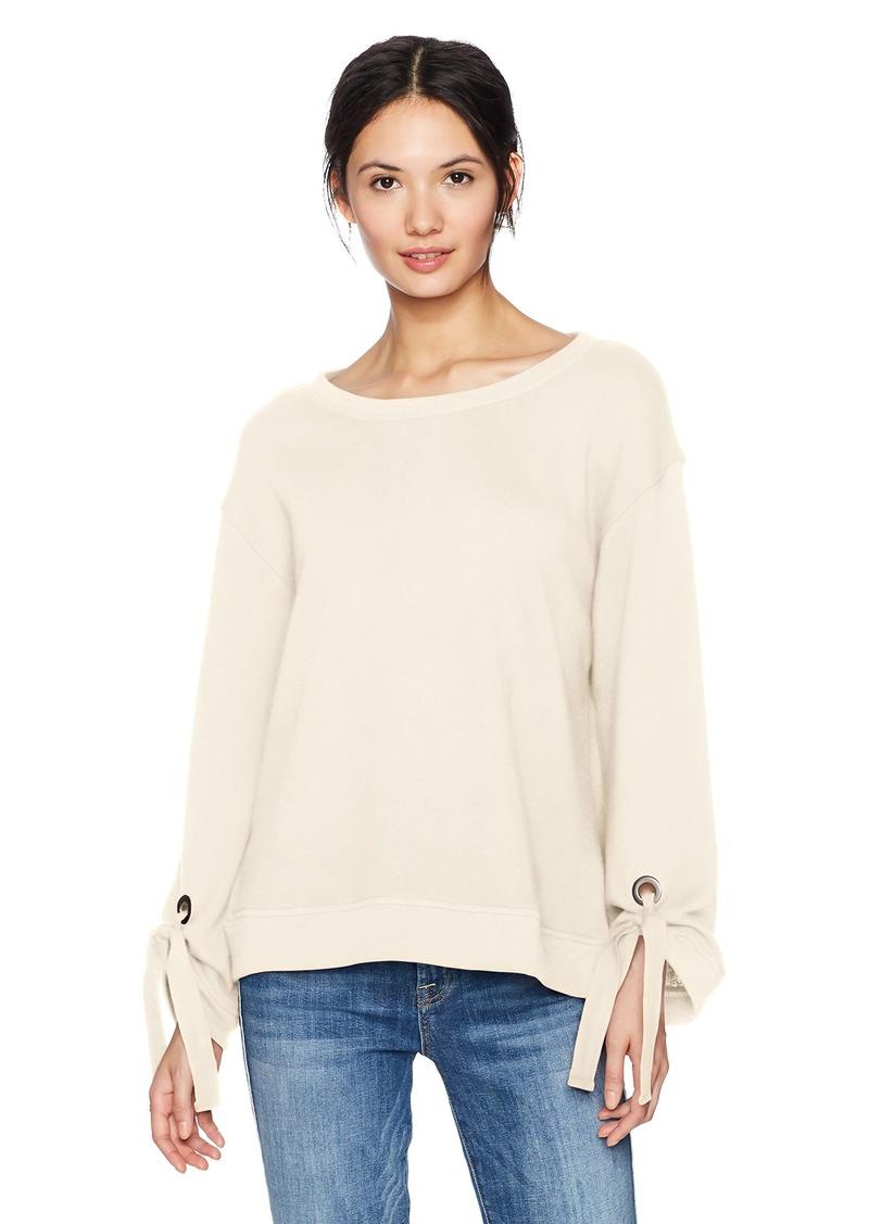 Splendid Women's Madison Ave Sweatshirt Off  M
