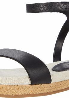 Splendid Women's Malone Slide Sandal BLKLEA  M US