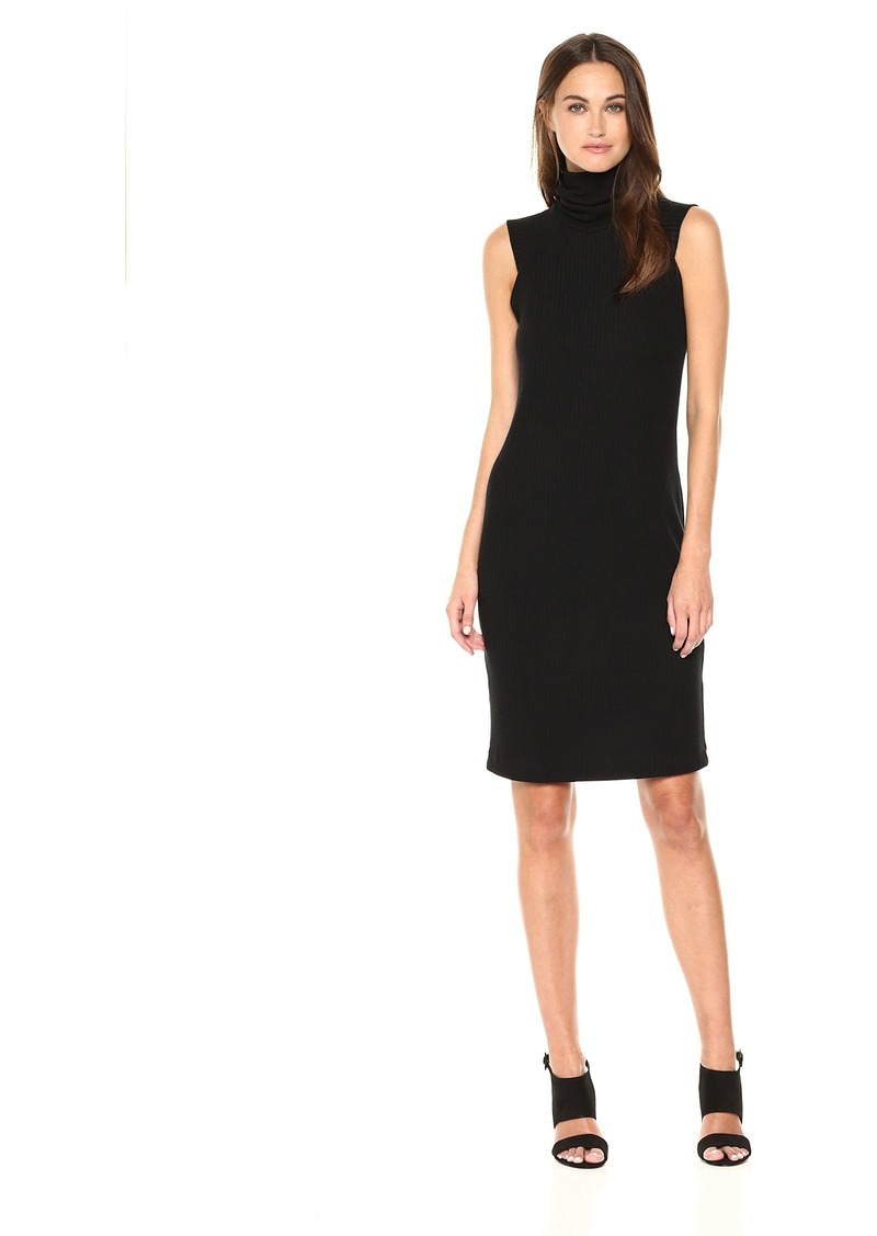 Splendid Women's Melange Sylvie Rib Dress  XL