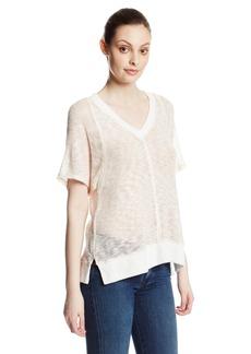 Splendid Women's Mineral Melange Loose Knit Sweater
