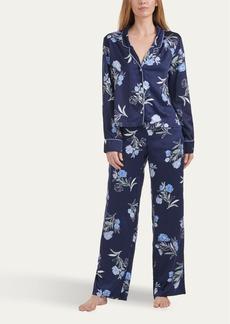 Splendid Women's Notch Collar Pajama Set, Online Only