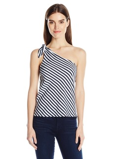 Splendid Women's One Shoulder Tie Tank