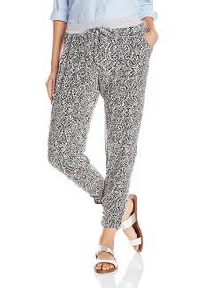 Splendid Women's Paisley Print Pants  X-Small