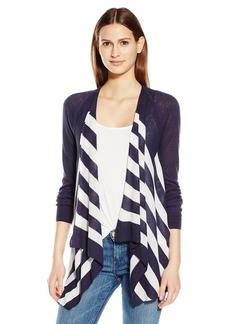 Splendid Women's Parasol Stripe Cardigan