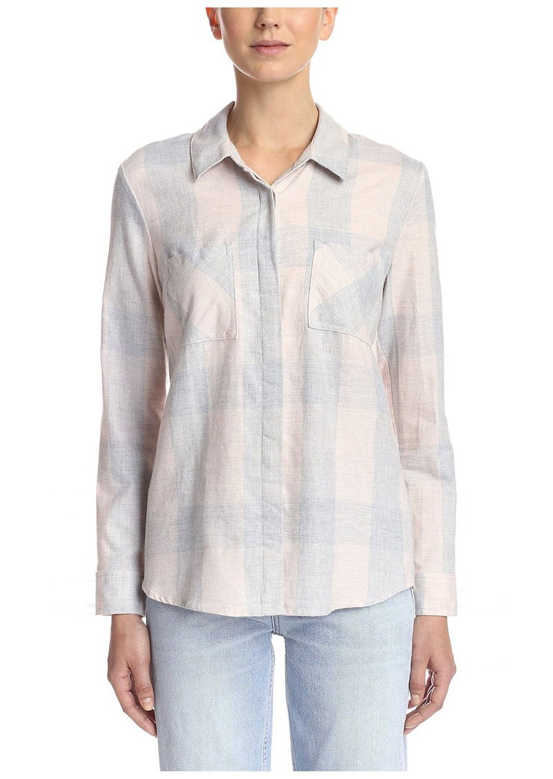 Splendid Women's Plaid Shirt  M