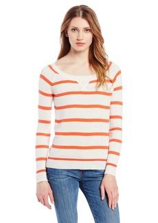 Splendid Women's Pullover Cashmere Blend Sweaters