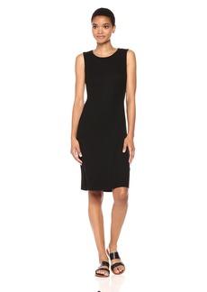 Splendid Women's Rayon 2x1 Rib Cross Back Dress  L
