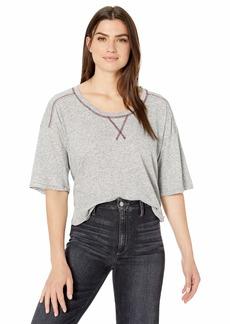 Splendid Women's Scoop Neck Dolman Sleeves Tee T-Shirt  XS