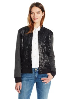 Splendid Women's Sequin Jacket  XS