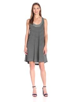 Splendid Women's Sequoia Yarn Dye Stripe Dress