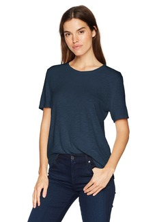 Splendid Women's Short Sleeve Crew Neck  XL