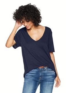 Splendid Women's Short Sleeve V-Neck  S