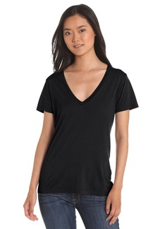 Splendid Women's Short-Sleeve V-Neck Tee T-Shirt