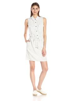 Splendid Women's Sleeveless Shirtdress Paper