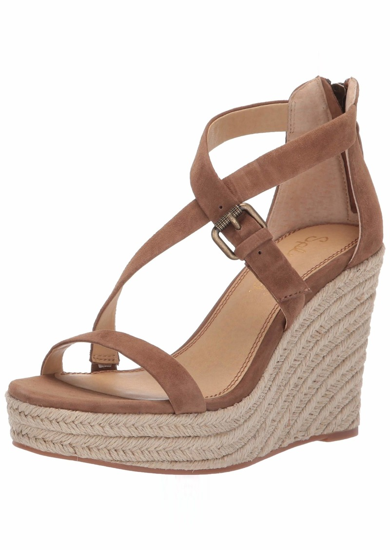 Splendid Women's Stormi Wedge Sandal   M US