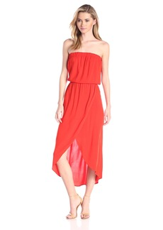 Splendid Women's Strapless Tulip Dress