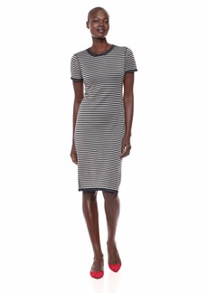 Splendid Women's Stripe midi Dress  S